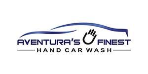 Aventuras Hand Carwash logo